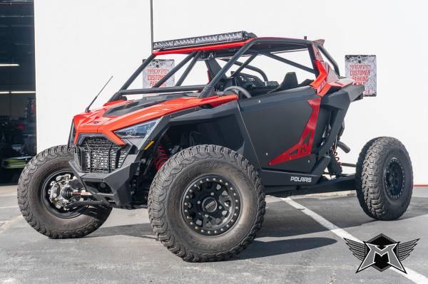 Madigan MotorSports  - Polaris Pro 2-Seat Stock Point Roll Cage