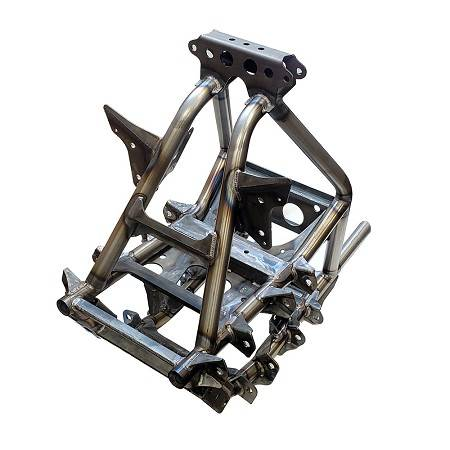 Weller Racing - YXZ1000R Replacement Front Clip - WR Edition