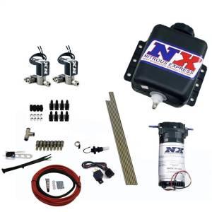 Nitrous Express Direct Port Water Methanol; 8 cylinder stage 1 w/Hardlines 15122H