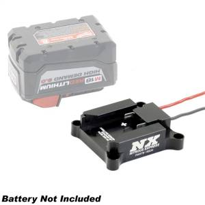 Nitrous Express Stand Alone Battery Mount 15934