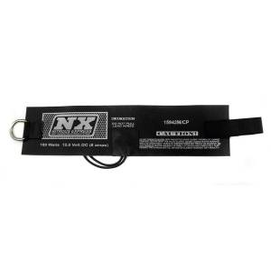 Nitrous Express MOTORCYCLE BOTTLE HEATER ELEMENT ONLY (8 1/2 x 2 1/2 ) 4AMPS 15942M/C