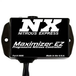 Nitrous Express MAXIMIZER EZ PROGRESSIVE NITROUS CONTROLLER 16006