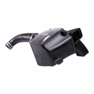S&B - Cold Air Intake For 03-08 Dodge Ram 2500 3500 5.7L Dry Dry Extendable White S&B - Image 1