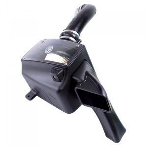 S&B - Cold Air Intake For 03-08 Dodge Ram 2500 3500 5.7L Dry Dry Extendable White S&B - Image 2
