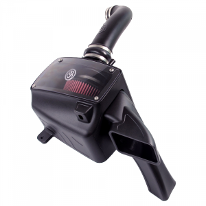 S&B - Cold Air Intake For 03-08 Dodge Ram 2500 3500 5.7L Oiled Cotton Cleanable Red S&B - Image 2