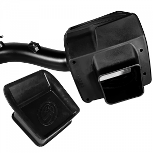 S&B - Cold Air Intake For 16-19 Silverado/Sierra 2500, 3500 6.0L Dry Extendable White S&B - Image 5