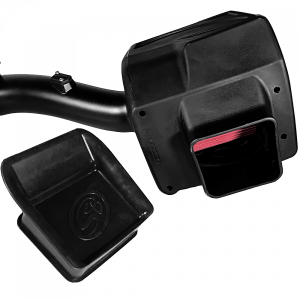 S&B - Cold Air Intake For 16-19 Silverado/Sierra 2500, 3500 6.0L Cotton Cleanable Red S&B - Image 5