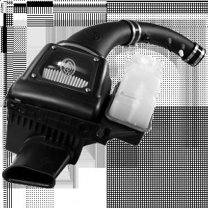 S&B - Cold Air Intake For 11-16 Ford F250, F350 V8-6.2L Dry Dry Extendable White S&B - Image 4