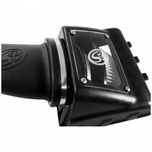 S&B - Cold Air Intake For 11-16 Ford F250, F350 V8-6.2L Dry Dry Extendable White S&B - Image 10