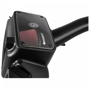 S&B - Cold Air Intake For 09-18 Dodge Ram 1500/ 2500/ 3500 Hemi V8-5.7L Cotton Cleanable Red S&B - Image 8