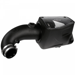 S&B - Cold Air Intake For 08-10 Ford F250 F350 V8-6.4L Powerstroke Dry Extendable White S&B - Image 8