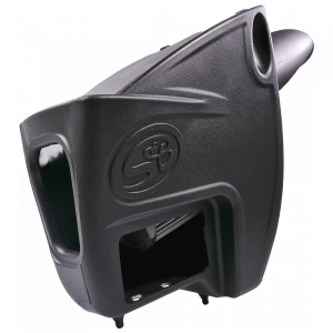 S&B - Cold Air Intake For 11-16 Ford F250 F350 V8-6.7L Powerstroke Dry Extendable White S&B - Image 3
