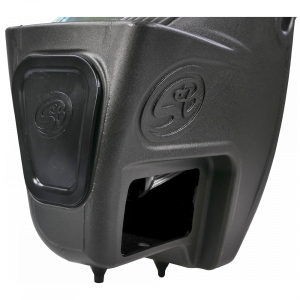 S&B - Cold Air Intake For 11-16 Ford F250 F350 V8-6.7L Powerstroke Dry Extendable White S&B - Image 5