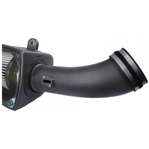 S&B - Cold Air Intake For 11-16 Ford F250 F350 V8-6.7L Powerstroke Dry Extendable White S&B - Image 9