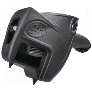 S&B - Cold Air Intake For 11-16 Ford F250 F350 V8-6.7L Powerstroke Dry Extendable White S&B - Image 12