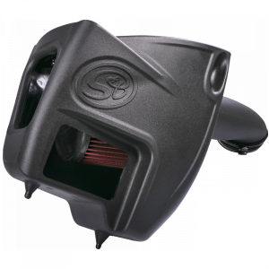 S&B - Cold Air Intake For 11-16 Ford F250 F350 V8-6.7L Powerstroke Cotton Cleanable Red S&B - Image 2