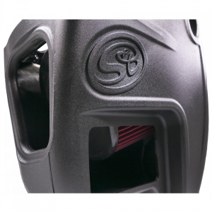 S&B - Cold Air Intake For 11-16 Ford F250 F350 V8-6.7L Powerstroke Cotton Cleanable Red S&B - Image 8