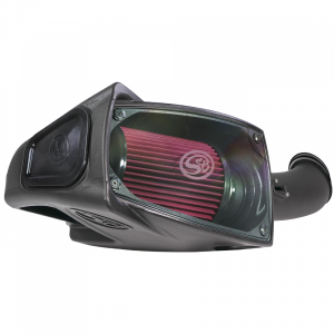 S&B - Cold Air Intake For 11-16 Ford F250 F350 V8-6.7L Powerstroke Cotton Cleanable Red S&B - Image 12