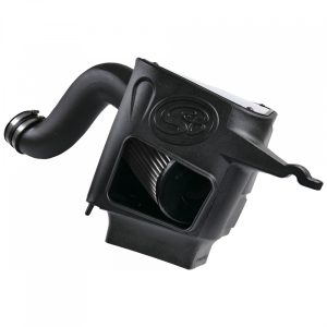 S&B - Cold Air Intake For 03-07 Dodge Ram 2500 3500 5.9L Cummins Dry Extendable White S&B - Image 8