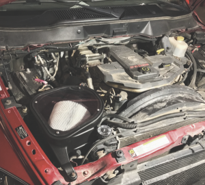 S&B - Cold Air Intake For 03-07 Dodge Ram 2500 3500 5.9L Cummins Cotton Cleanable Red S&B - Image 8