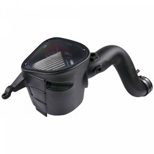 Cold Air Intake For 07-09 Dodge Ram 2500 3500 4500 5500 6.7L Cummins Dry Extendable White S&B
