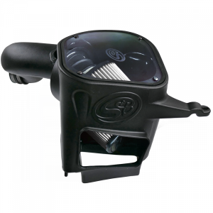 S&B - Cold Air Intake For 07-09 Dodge Ram 2500 3500 4500 5500 6.7L Cummins Dry Extendable White S&B - Image 8