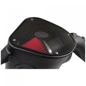 S&B - Cold Air Intake For 10-12 Dodge Ram 2500 3500 6.7L Cummins Cotton Cleanable Red S&B - Image 7