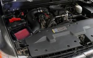 S&B - Cold Air Intake For 07-10 Chevrolet Silverado GMC Sierra V8-6.6L LMM Duramax Cotton Cleanable Red S&B - Image 8