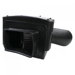 S&B - Cold Air Intake For 94-02 Dodge Ram 2500 3500 5.9L Cummins Dry Extendable White S&B - Image 3