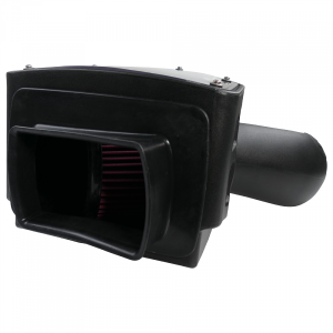 S&B - Cold Air Intake For 94-02 Dodge Ram 2500 3500 5.9L Cummins Cotton Cleanable Red S&B - Image 4