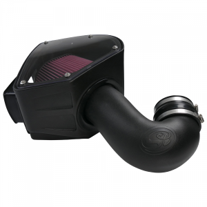 S&B - Cold Air Intake For 94-02 Dodge Ram 2500 3500 5.9L Cummins Cotton Cleanable Red S&B - Image 7