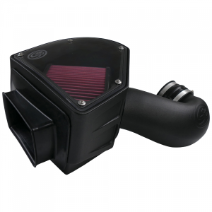 S&B - Cold Air Intake For 94-02 Dodge Ram 2500 3500 5.9L Cummins Cotton Cleanable Red S&B - Image 8