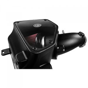 S&B - Cold Air Intake For 14-18 Dodge Ram 2500/ 3500 Hemi V8-6.4L Cotton Cleanable Red S&B - Image 2