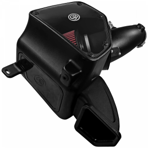 S&B - Cold Air Intake For 14-18 Dodge Ram 2500/ 3500 Hemi V8-6.4L Cotton Cleanable Red S&B - Image 3