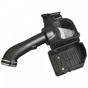 S&B - Cold Air Intake For 17-19 Ford F250 F350 V8-6.7L Powerstroke Dry Extendable White S&B - Image 3