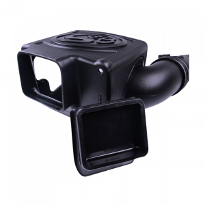 S&B - Cold Air Intake For 11-16 Chevrolet Silverado GMC Sierra V8-6.6L LML Duramax Dry Extendable White S&B - Image 2