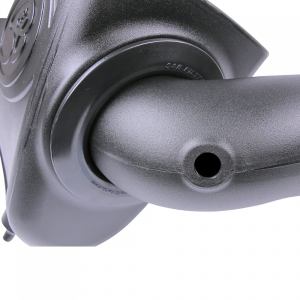 S&B - Cold Air Intake For 03-07 Ford F250 F350 F450 F550 V8-6.0L Powerstroke Dry Extendable White S&B - Image 4