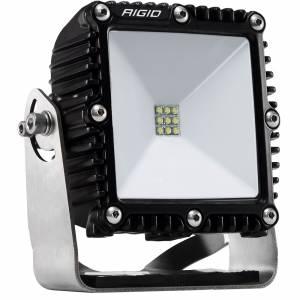 4X4 115 Degree DC Power Scene Light Black Housing RIGID Industries