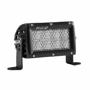 4 Inch Flood/Diffused Combo Light E-Series Pro RIGID Industries