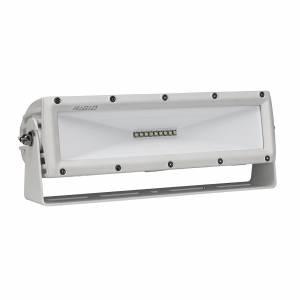 2x10 115 Degree DC Power Scene Light White Housing RIGID Industries