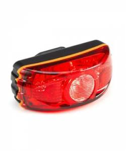 Motorcycle Red Safety Tail Light Baja Designs