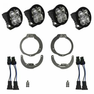 Can-Am Headlight Kit 13-16 Maverick/11-16 Renegade Kit Unlimited Baja Designs