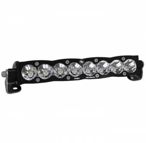 10 Inch LED Light Bar Spot Pattern S8 Series Baja Designs