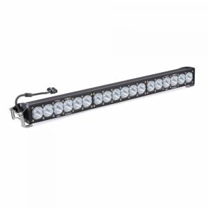 30 Inch LED Light Bar High Speed Spot Pattern OnX6 Series Racer Edition Baja Designs