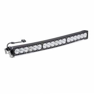 30 Inch LED Light Bar High Speed Spot Pattern OnX6 Arc Series Baja Designs