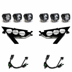RZR Pro XP Headlight Kit For 20-On Polaris RZR Pro XP Unlimited Baja Designs