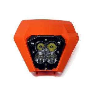 KTM LED Headlight Kit w/Shell XL Pro (17-19) A/C Baja Designs