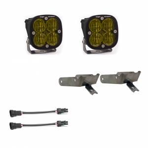 Ford, Super Duty (99-10), Fog Pocket Kit SAE Amber Baja Designs