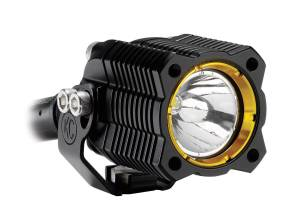 KC HiLiTES - KC HiLiTES KC FLEX Single LED Light (ea) - Spot Beam - KC #1270 1270 - Image 1