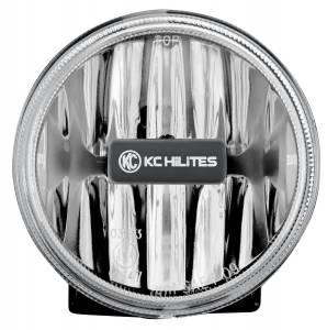 KC HiLiTES - KC HiLiTES Gravity LED G4 Universal LED Amber Fog Light Single - #1495 1495 - Image 3
